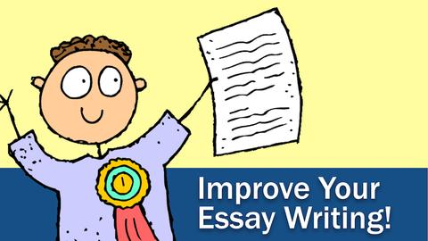 how can i improve my essay writing
