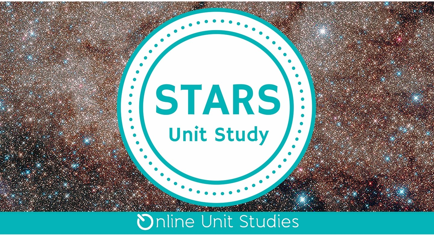 Stars Online Unit Study from Loving Learning Freely