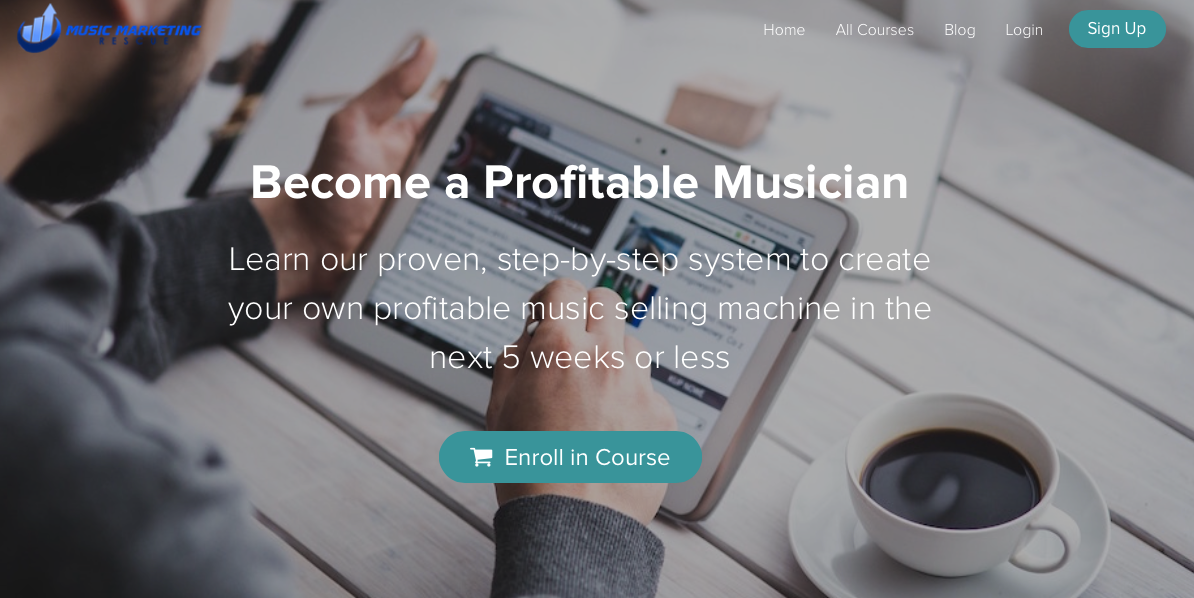 Become a Profitable Musician