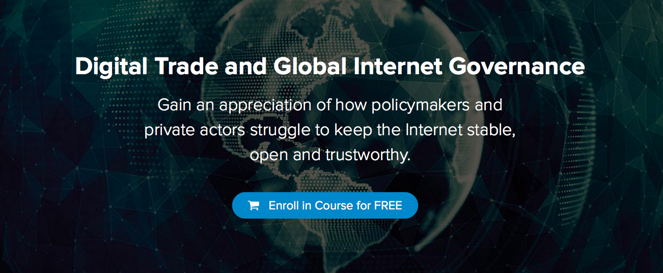 GWU course on ICANN Learn