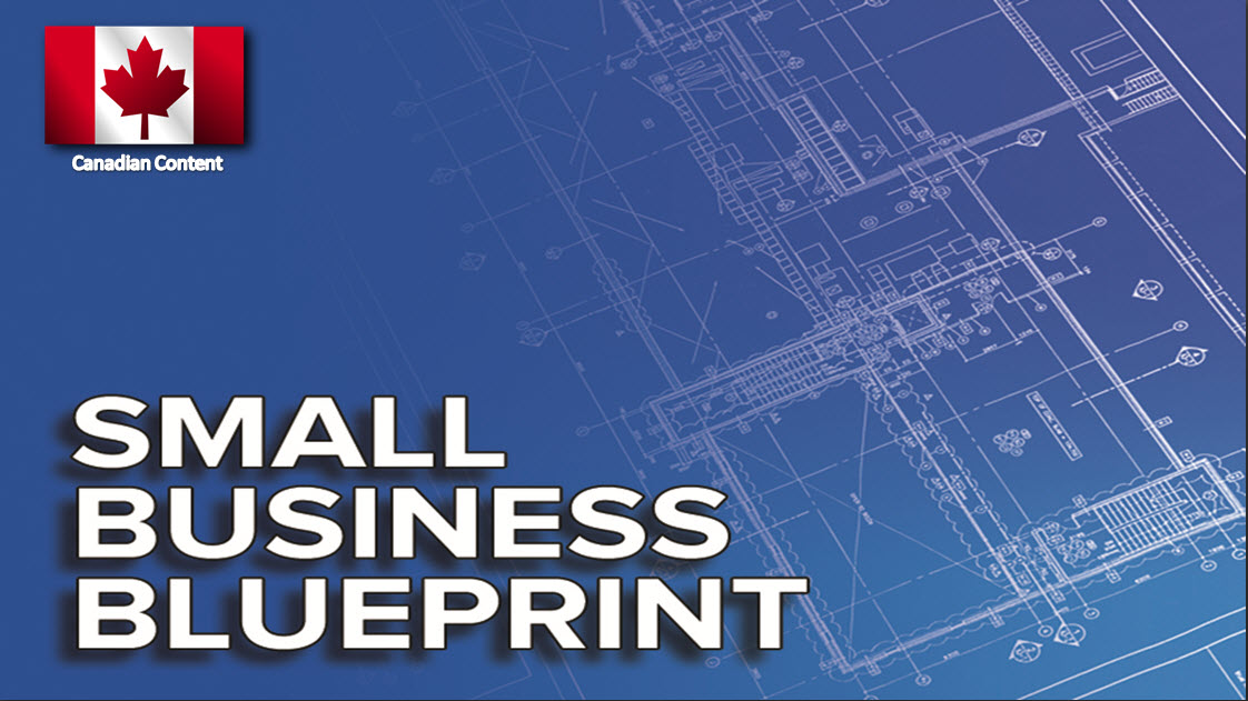 Small business blueprint how to start run a canadian business malvernweather Image collections