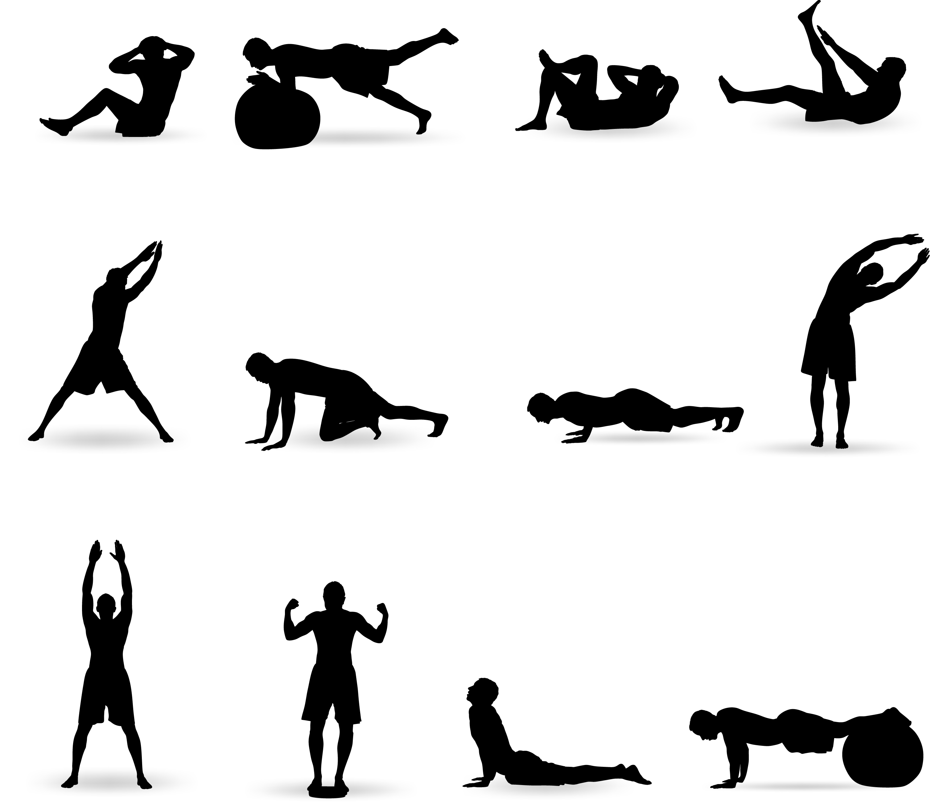 the benefits of exercising regularly on the health of human body