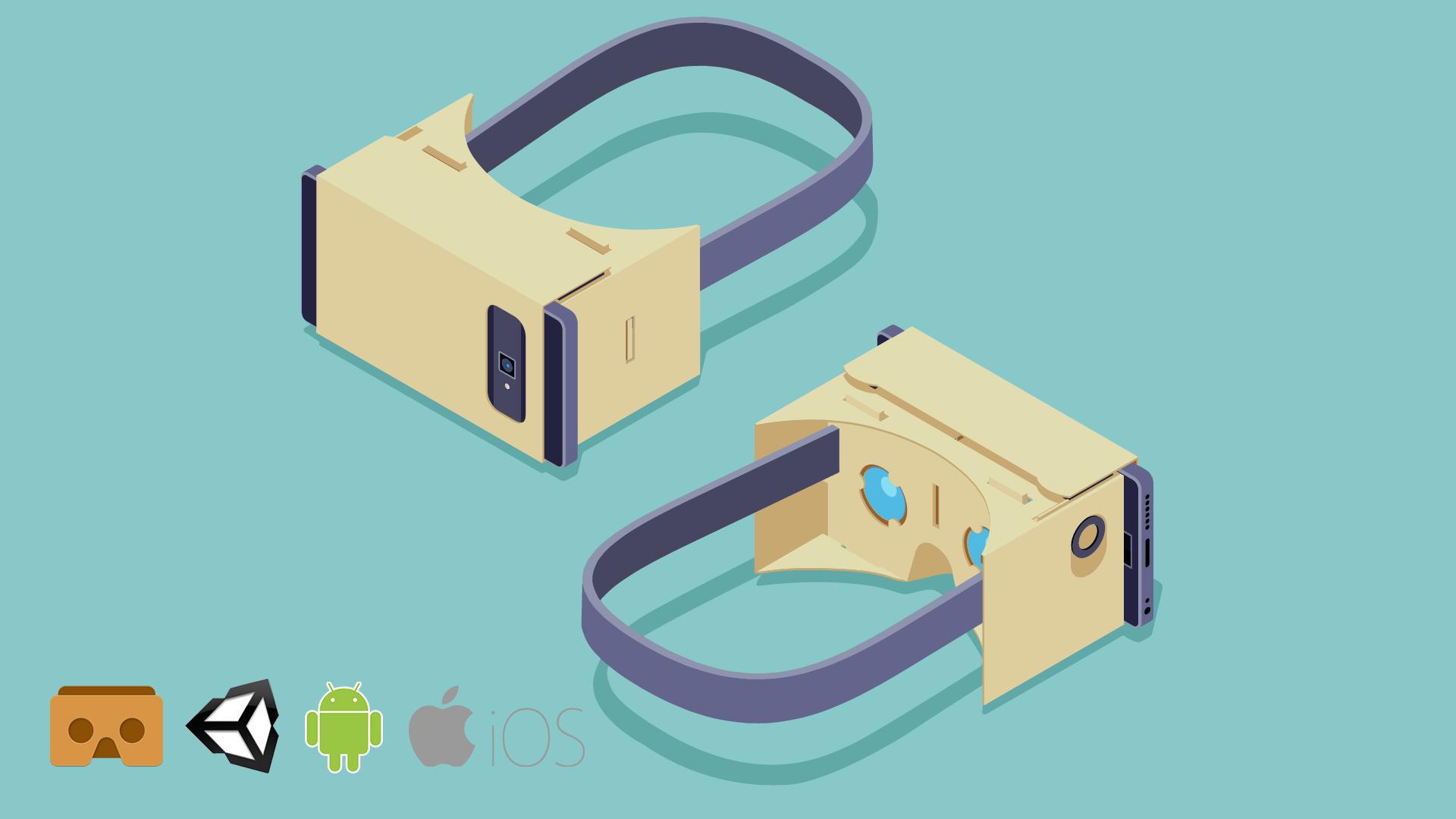 Become a Google Cardboard Developer