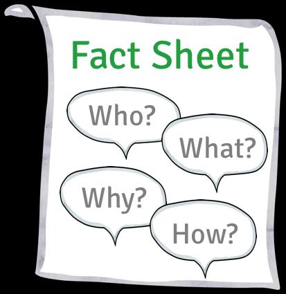 Explainer Academy Fact Sheet