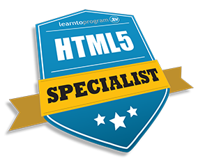 HTML5 Specialist Certification
