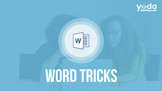 An Image of Microsoft Word Tricks Course