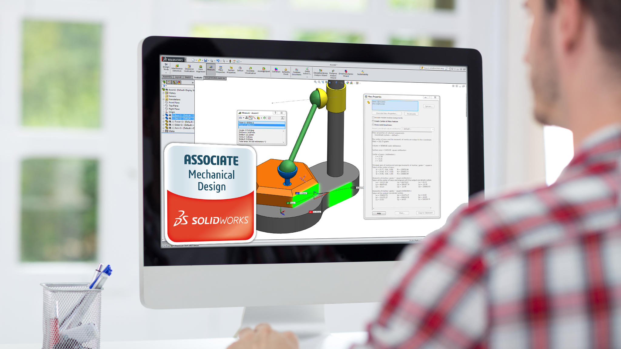 Certified Solidworks Associate Cswa Preparation Course Selfpac3d