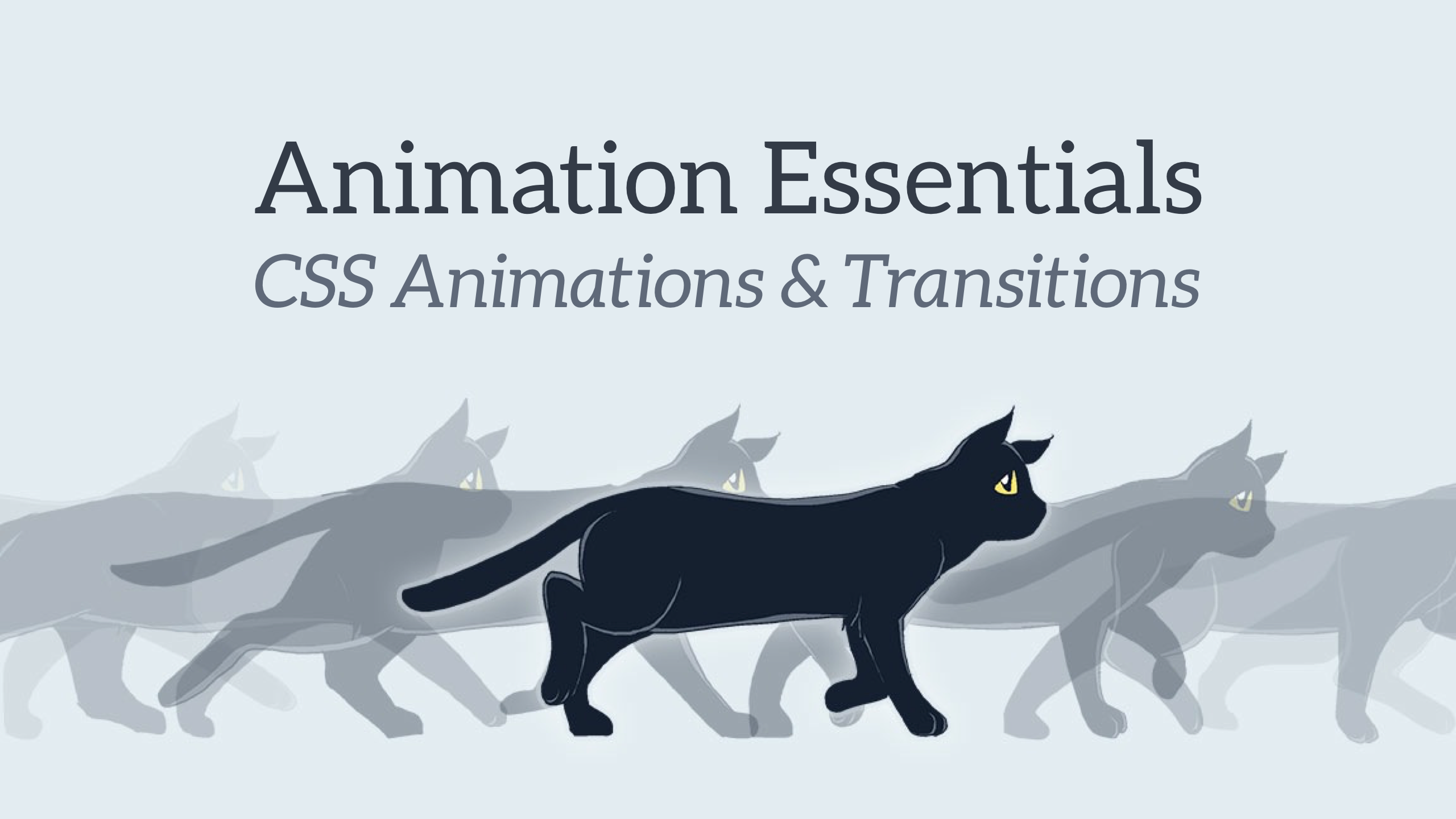 Stacking CSS Animations with Delays | Learn with Rachel Nabors