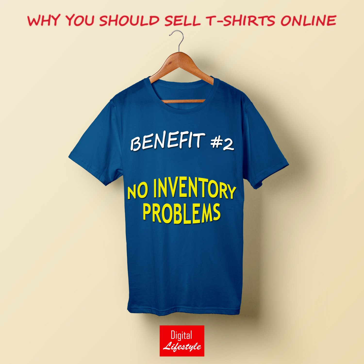 sell t-shirts