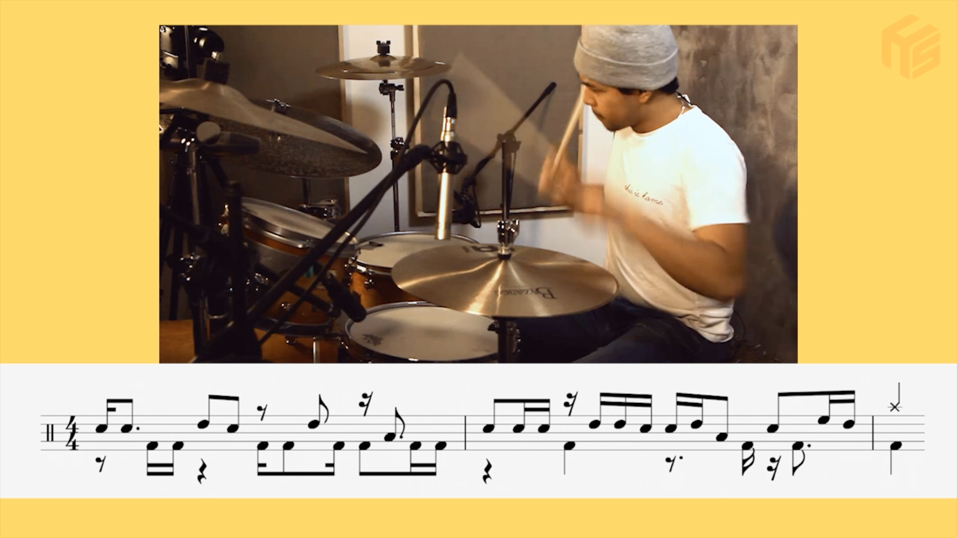 Drum-Writing For Non-Drummers (feat  Nippy Noya) | Holistic