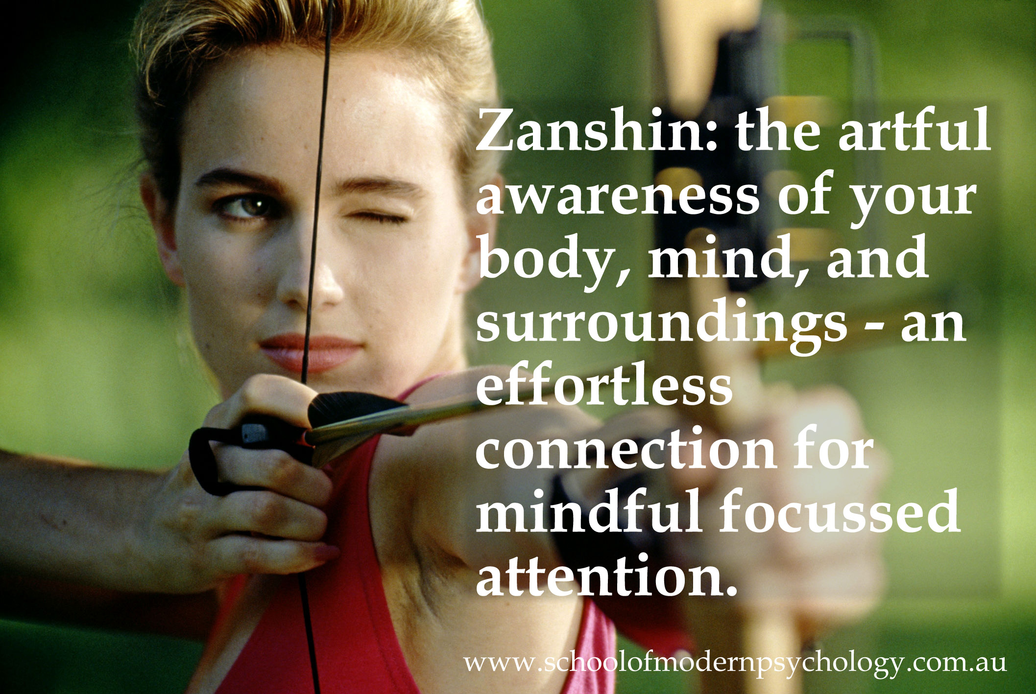 School of Modern Psychology | Where Mindfulness Meets 'Zanshin'