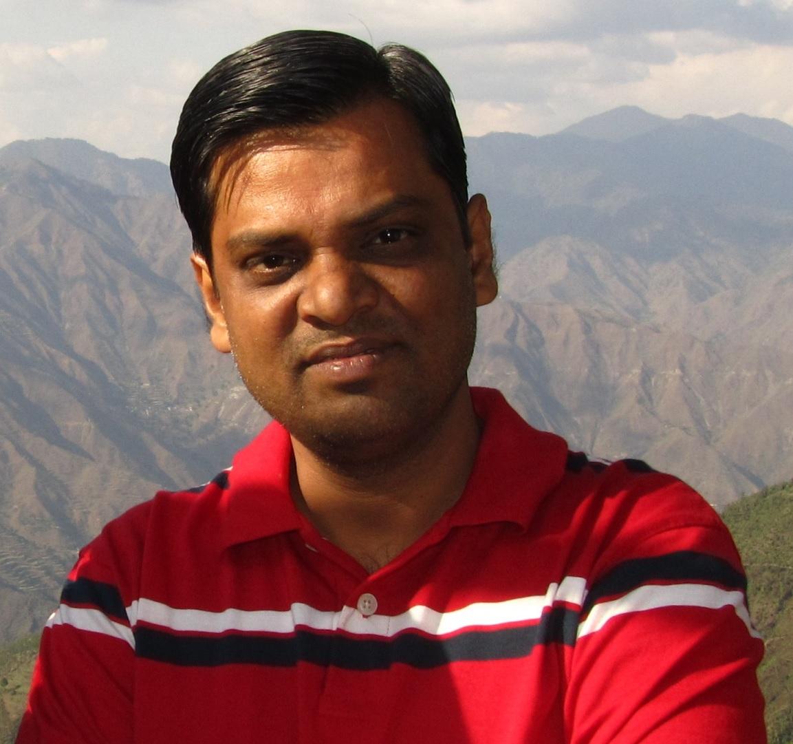 Suresh Kumar Srivastava
