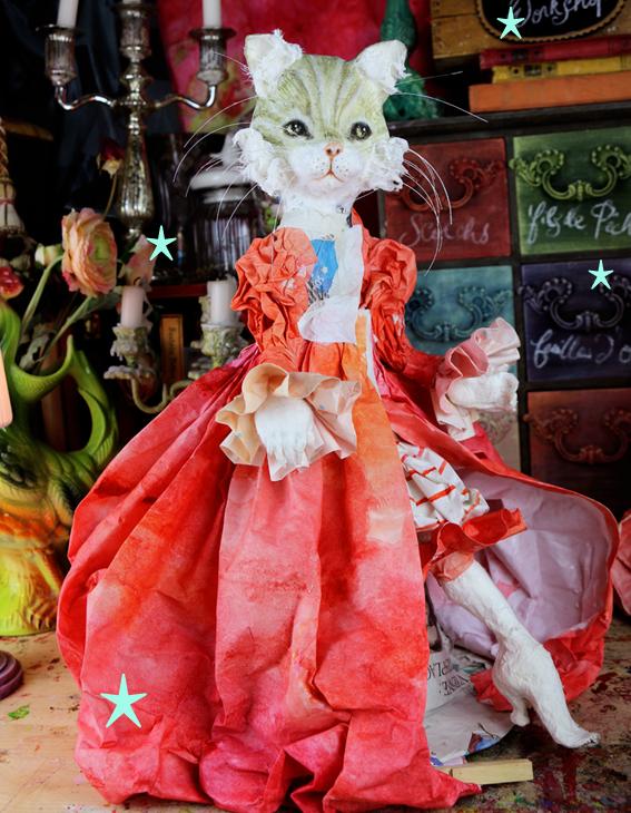 Princess cat workshop