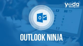 Microsoft Outlook Tutorial included in Office training bundle