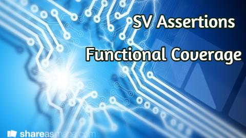 Learn System Verilog Assertions and Functional Coverage | Verification