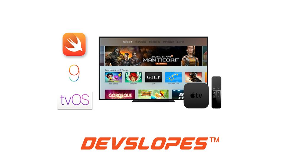 Apple TV App Development for tvOS   StackSkills