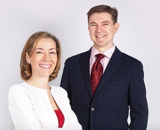 Ruth y Fernando