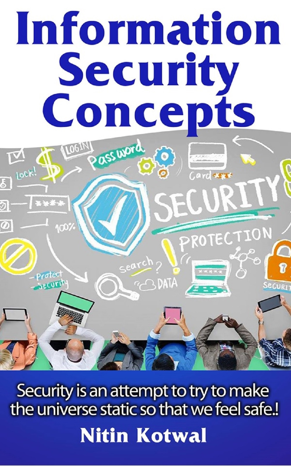 Information Security Concepts E-book