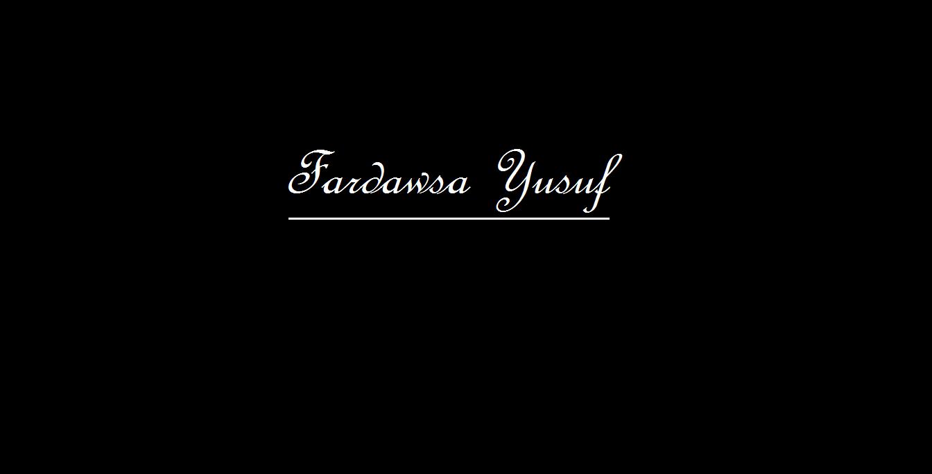 Fardawsa Yusuf
