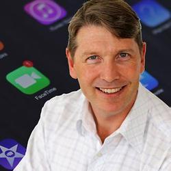 Colin Dunkerley - The iPad Man