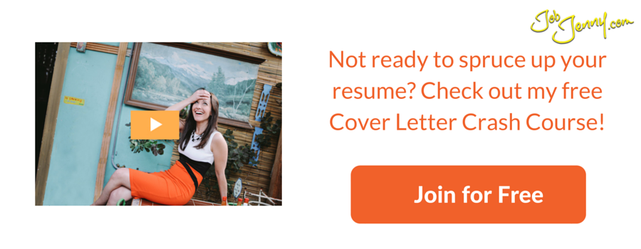 Cover Letter Crash Course