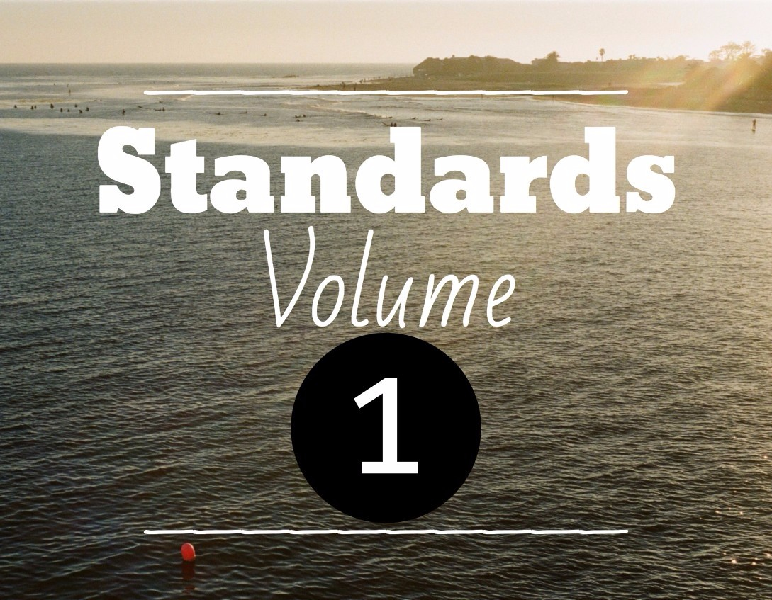 jazz guitar standards - volume 1 - image